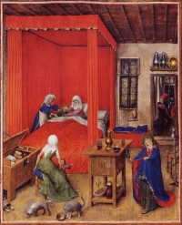 Beds In Late Medieval And Elizabethan England