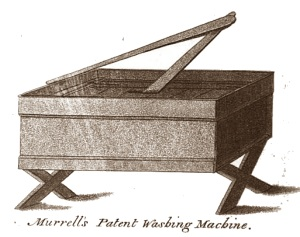 trough with long handles