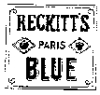 wrapper for Reckitt's Paris blue