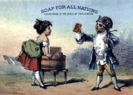 Soap for all nations, Cleanliness is the soul of our nation