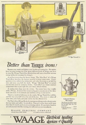 Better than three irons ilustrated ad